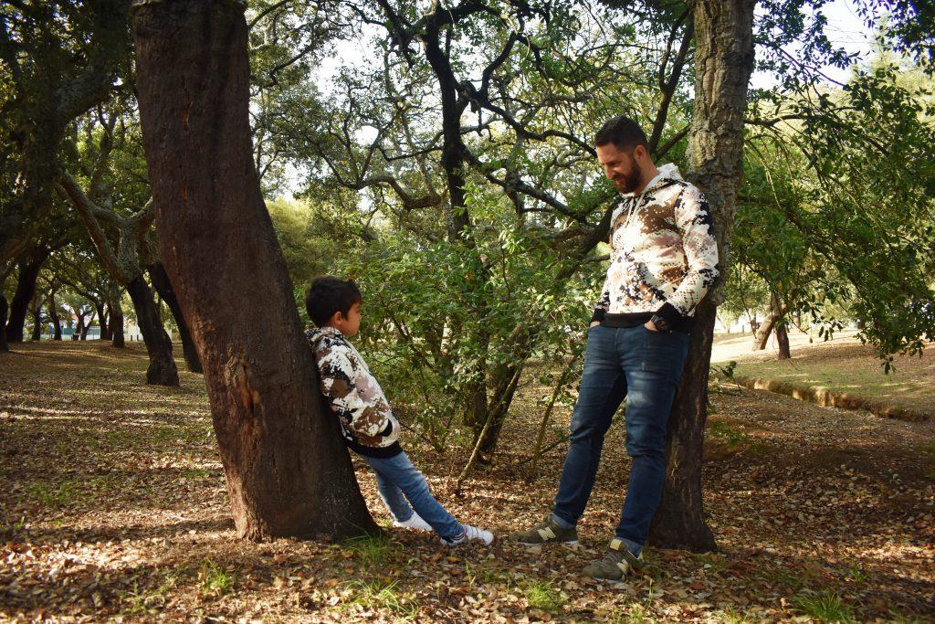 Como o humor dos pais influencia os filhos